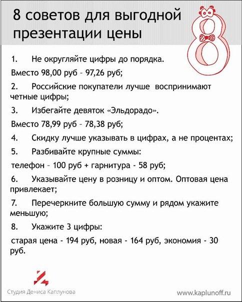 3698f6bac156c 17 инфографик как составить продающий текст объявлений — Центр ...