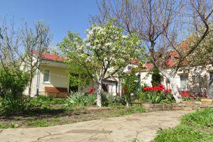 №11998462, продается дом, 3 спальни, площадь 80 м², участок 6 сот, Дивизионная, г.Запорожье, Запорожская область, Украина