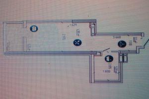 №12494644, продается квартира, 1 комната, площадь 27.1 м², ул.Семьи Стешенко, 9, г.Киев, Киевская область, Украина