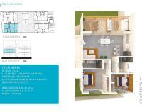 №12883947, продается апартаменты, 4 комнаты, площадь 118 м², Calle, г.Тулум, Мексика