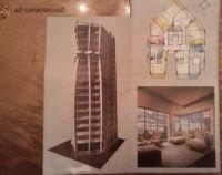 №12937995, продается двухкомнатная квартира, 2 комнаты, площадь 37 м², Инасаридзе, г.Батуми, Грузия