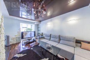№12940143, продается трехкомнатная квартира, 3 комнаты, площадь 91 м², ул.Юрковская, 28, г.Киев, Киевская область, Украина