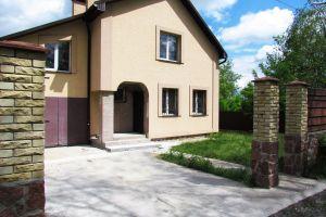 №12996586, продается дом, 4 спальни, площадь 200 м², участок 5 сот, ул.Придорожная, с.Вита-Почтовая, Киевская область, Украина