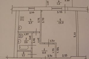 №13059298, продается квартира, 1 комната, площадь 36 м², ул.Гавриила Зелинского, 20, г.Новомосковск, Днепропетровская область, Украина