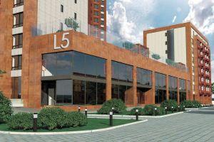 №13060342, продается офис, площадь 47 м², бул.Вацлава Гавела, г.Киев, Киевская область, Украина