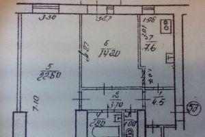 №13072952, продается двухкомнатная квартира, 2 комнаты, площадь 57.1 м², ул.Гарматная, 33, г.Киев, Киевская область, Украина