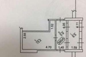 №13094963, продается офис, площадь 13 м², ул.Николая Лебедева, 4/39а, г.Киев, Киевская область, Украина