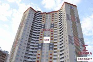 №13101559, сдается квартира, 2 комнаты, площадь 65 м², ул.Софьи Ковалевской, г.Киев, Киевская область, Украина