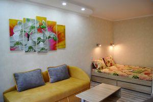 №13111196, сдается посуточно однокомнатная квартира, 1 комната, площадь 36 м², ул.Ванды Василевской, 5, г.Киев, Киевская область, Украина