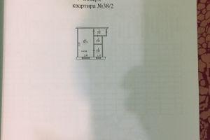 №13137016, продается однокомнатная квартира, 1 комната, площадь 25.5 м², ул.Зодчих, 12, г.Киев, Киевская область, Украина