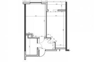 №13161065, продается квартира, 1 комната, площадь 45 м², ул.Академика Сахарова, 3, г.Одесса, Одесская область, Украина