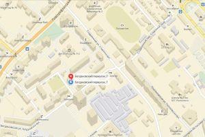 №13185073, продается двухкомнатная квартира, 2 комнаты, площадь 45.3 м², пер.Богдановский, 7, г.Киев, Киевская область, Украина