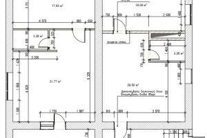 №13237460, продается квартира, 1 комната, площадь 66 м², ул.Покровская, 24, с.Гатное, Киевская область, Украина