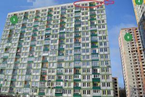 №13249834, продается двухкомнатная квартира, 2 комнаты, площадь 89.6 м², ул.Клавдиевская, 40 Г, г.Киев, Киевская область, Украина