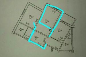 №13328044, продается квартира, 2 комнаты, площадь 70 м², ул.Милославская, 12, г.Киев, Киевская область, Украина