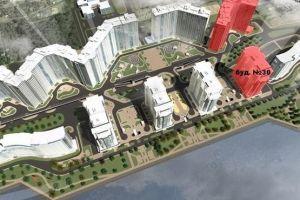№13337381, продается трехкомнатная квартира, 3 комнаты, площадь 113 м², ул.Евгения Маланюка, 101, г.Киев, Киевская область, Украина