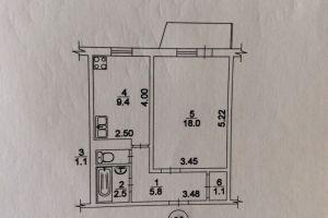 №13433774, продается квартира, 1 комната, площадь 39 м², ул.Николая Закревского, 65, г.Киев, Киевская область, Украина
