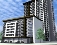 №13436156, продается квартира, 1 комната, площадь 58 м², Ангинса, 3, г.Батуми, Грузия