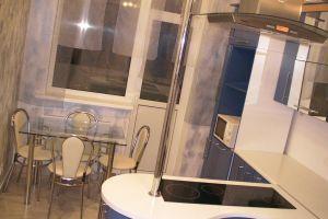 №13439576, сдается однокомнатная квартира, 1 комната, площадь 48 м², Сікорського, 1, г.Киев, Киевская область, Украина