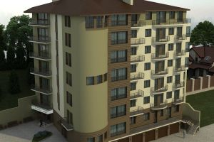 №13449810, продается квартира, площадь 81 м², ул.Коциловского, г.Львов, Львовская область, Украина