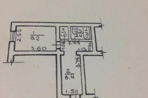 №13460862, продается квартира, 1 комната, площадь 21 м², ул.Зоринская, г.Одесса, Одесская область, Украина