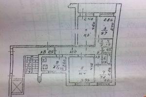 №13540986, продается квартира, 4 комнаты, площадь 80 м², Ж. М Коммунар, 5, г.Днепропетровск, Днепропетровская область, Украина