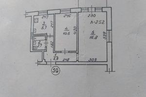 №13543143, продается квартира, 2 комнаты, площадь 42 м², ул.Генерала Петрова, г.Одесса, Одесская область, Украина