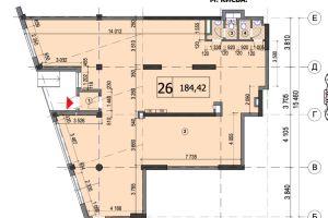 №13594341, продается офис, площадь 184 м², ул.Механизаторов, 2, г.Киев, Киевская область, Украина