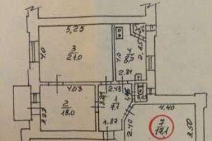 №13660721, продается квартира, 3 комнаты, площадь 70 м², ул.Морозова, 3, г.Харьков, Харьковская область, Украина