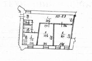 №13704782, продается квартира, 2 комнаты, площадь 62 м², ул.Десятинная, 1/3, г.Киев, Киевская область, Украина