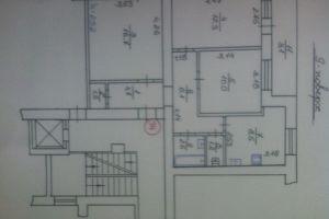 №13709235, продается квартира, 3 комнаты, площадь 68 м², ул.Кульпарковская, 164, г.Львов, Львовская область, Украина
