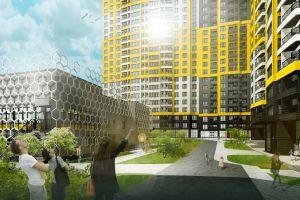 №13728646, продается квартира, 1 комната, площадь 37.62 м², ул.Петра Радченко, 27-29, г.Киев, Киевская область, Украина