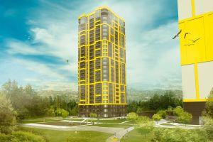 №13728648, продается квартира, 1 комната, площадь 37.62 м², ул.Петра Радченко, 27-29, г.Киев, Киевская область, Украина