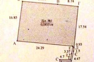 №13732379, продается земельный участок, участок 4.1 сот, ул.Умова, г.Одесса, Одесская область, Украина