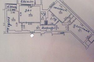 №13736229, сдается квартира, 3 комнаты, площадь 140 м², ул.Евгения Коновальца, 44а, г.Киев, Киевская область, Украина