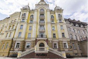 №13740819, продается квартира, 3 комнаты, площадь 124 м², ул.Кожемяцкая, 18, г.Киев, Киевская область, Украина