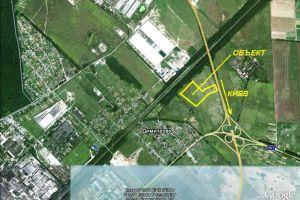 №9269563, продается земельный участок, участок 500 сот, Киевская, с.Димитрово, Киевская область, Украина